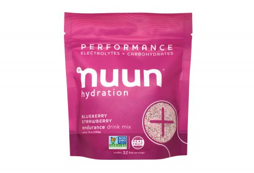 Nuun Performance Blueberry Strawberry Bag - 32 Servings - blueberry strawberry, one size