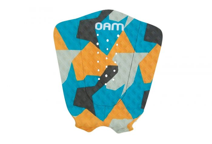 OAM Alex Gray Pad - coral, one size