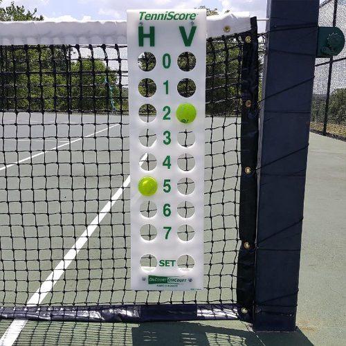 Oncourt Offcourt TenniScore: Oncourt Offcourt Court Equipment