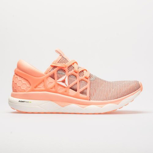 Reebok Floatride Run Flexweave: Reebok Women's Running Shoes White/Digital Pink