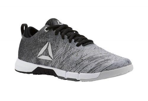 Reebok Speed Her Trainer Shoes - Women's - alloy/black/white/skull grey/silver, 10