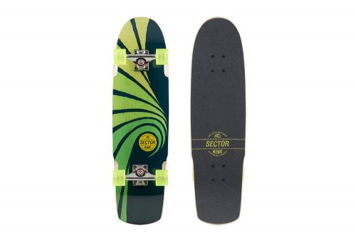 Sector 9 Cyclone 17 Complete - green, one size
