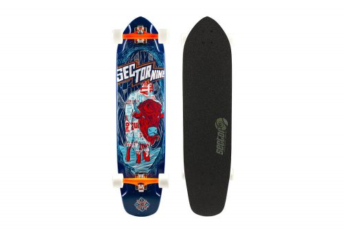 Sector 9 Mini Daisy Complete - blue, one size