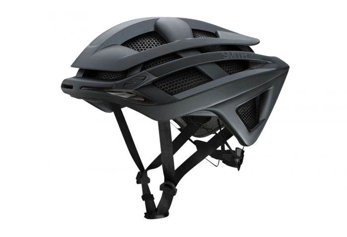 Smith Overtake Helmet - matte black, small