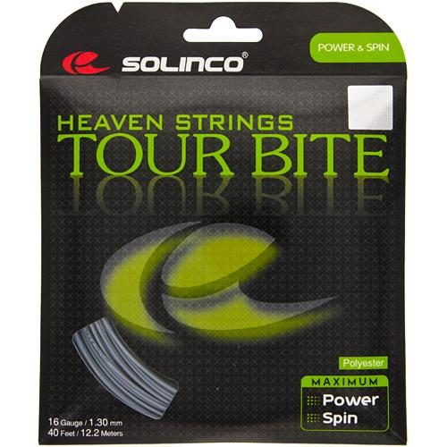 Solinco Tour Bite 16 1.30: Solinco Tennis String Packages