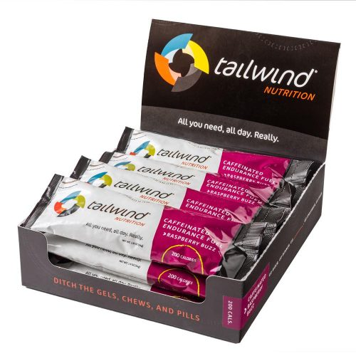 Tailwind Caffeinated Endurance Fuel 12-Pack: Tailwind Nutrition Nutrition