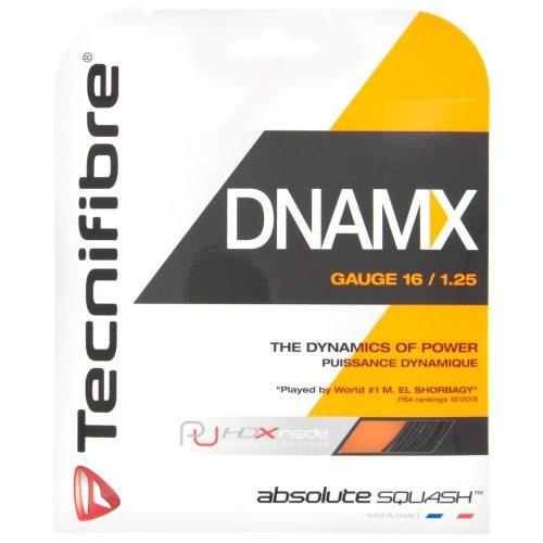 Tecnifibre DNAMX 16 1.25: Tecnifibre Squash String Packages