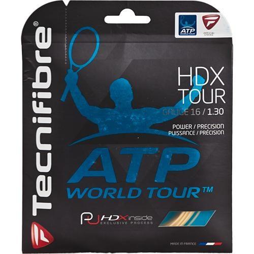 Tecnifibre HDX Tour 16 1.30: Tecnifibre Tennis String Packages