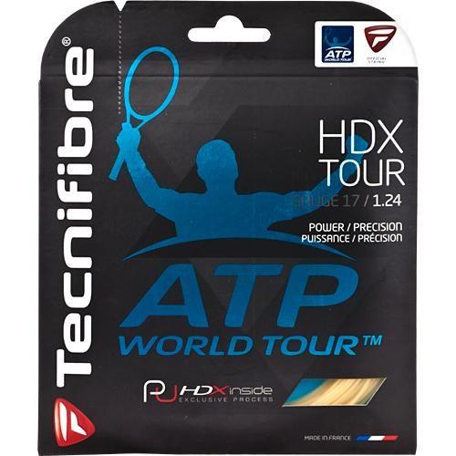 Tecnifibre HDX Tour 17 1.24: Tecnifibre Tennis String Packages