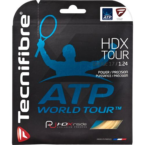 Tecnifibre HDX Tour 17 1.24: Tecnifibre Tennis String Packages