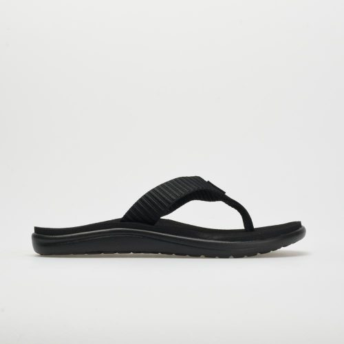 Teva Voya Flip: Teva Women's Sandals & Slides Bar Street Black