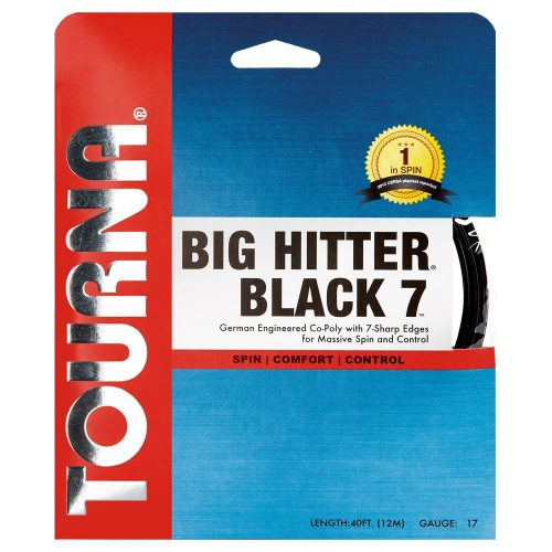 Tourna Big Hitter Black 7 17: Tourna Tennis String Packages