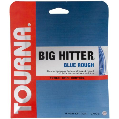Tourna Big Hitter Blue Rough 17: Tourna Tennis String Packages