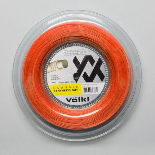 Volkl Classic Synthetic Gut 17 660' Reel: Volkl Tennis String Reels