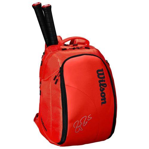 Wilson Federer DNA Backpack Infrared: Wilson Tennis Bags