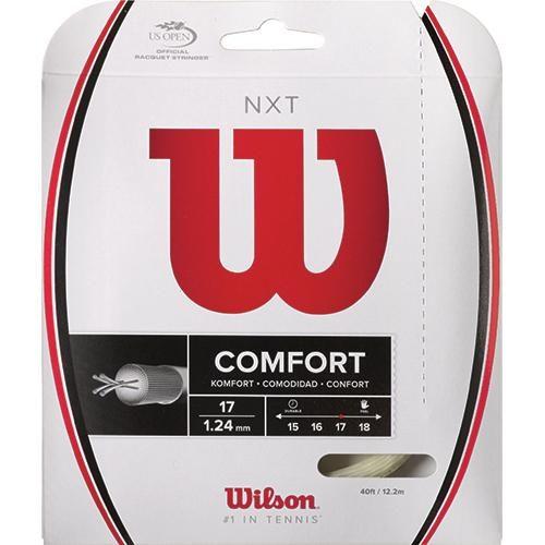 Wilson NXT 17: Wilson Tennis String Packages