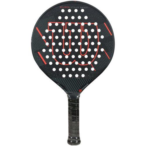 Wilson Steam Smart Countervail Limited Edition Black: Wilson Platform Tennis Paddles