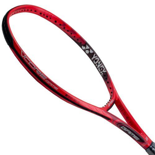 Yonex Game 100 (270) Flame Red: Yonex Tennis Racquets