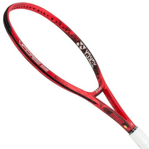 Yonex VCORE 98 (285) Flame Red: Yonex Tennis Racquets