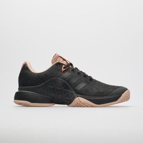 adidas Barricade 2018 LTD: adidas Women's Tennis Shoes Ash Pearl/Black
