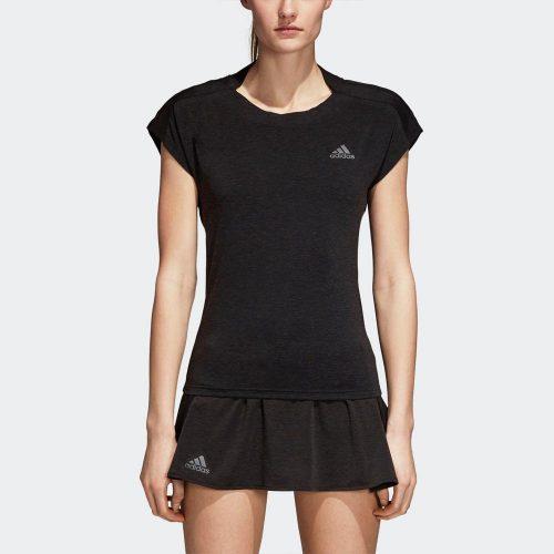 adidas Barricade US Open Tee: adidas Women's Tennis Apparel