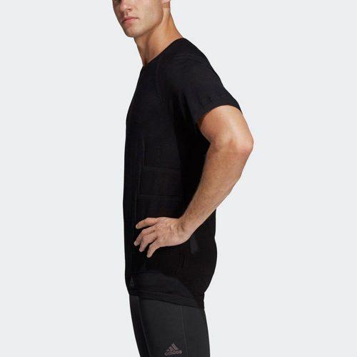 adidas Primeknit Tee Fall 2018: adidas Men's Running Apparel