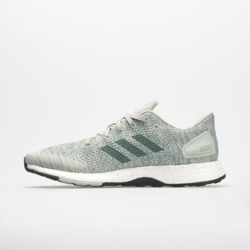 adidas Pureboost DPR: adidas Women's Running Shoes Ash Silver/Raw Green/Aero Green