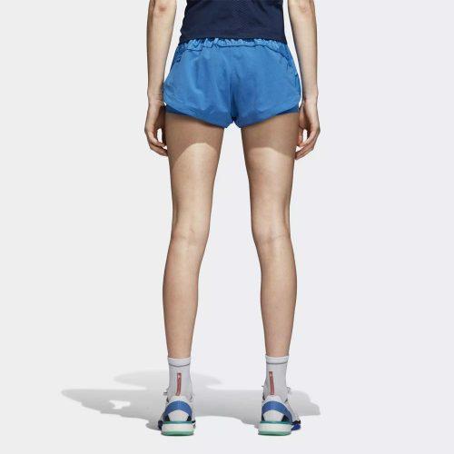adidas Stella McCartney US Open Short: adidas Women's Tennis Apparel