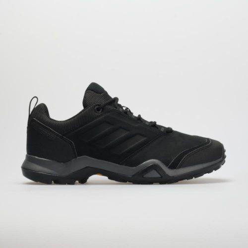 adidas Terrex Brushwood Leather: adidas Terrex Men's Hiking Shoes Black/Black/Grey