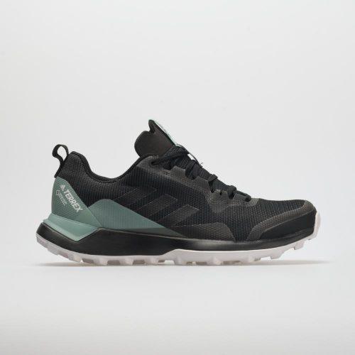 adidas Terrex CMTK GTX: adidas Terrex Women's Running Shoes Carbon/Black/Ash Green