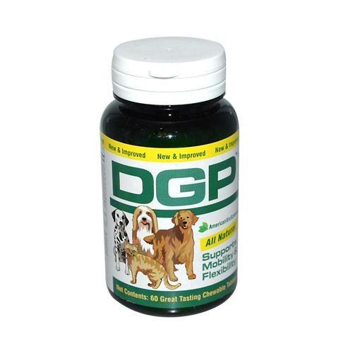American Bio-Science HG0522664 DGP Chewable 60 Chewable Tablets