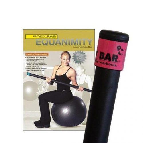 Body Bar K-PD-BB09PlusDVD-EQ Equanimity DVD
