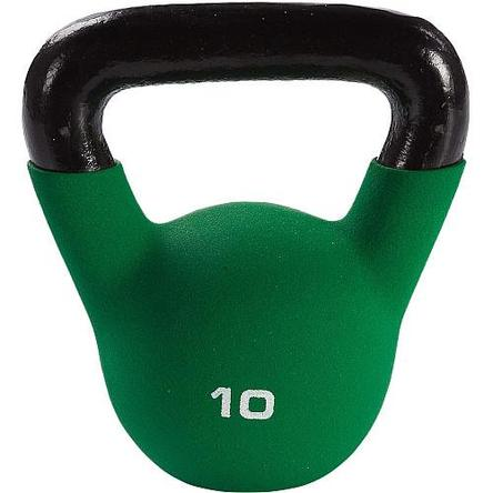 Century 2488-500810 20 lbs Kettle Bells - Green
