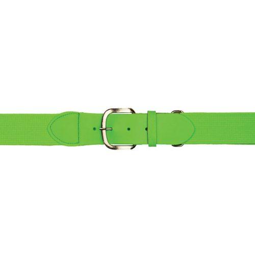 Champion Sports UBYNGN Youth Baseball & Softball Uniform Belt Neon Green