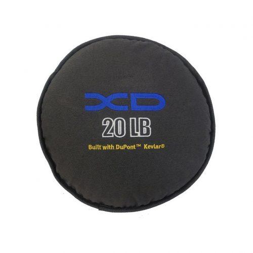 Exemplar Design 1395609 XD Kevlar Sand Disc - 15 lbs