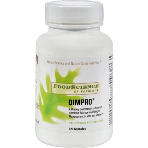 Food Science of Vermont HG0720482 Dimpro Dietary Supplement - 120 Capsules