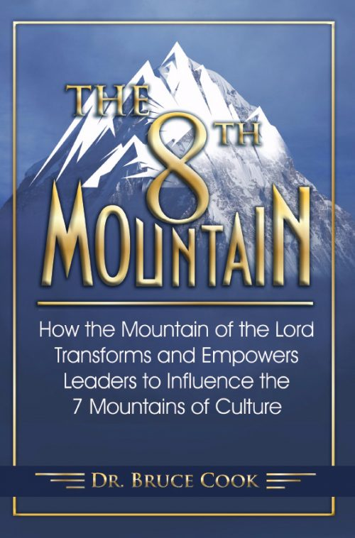 Kingdom House Publishing 181261 The 8th Mountain - How The Mountain of The Lord Transforms