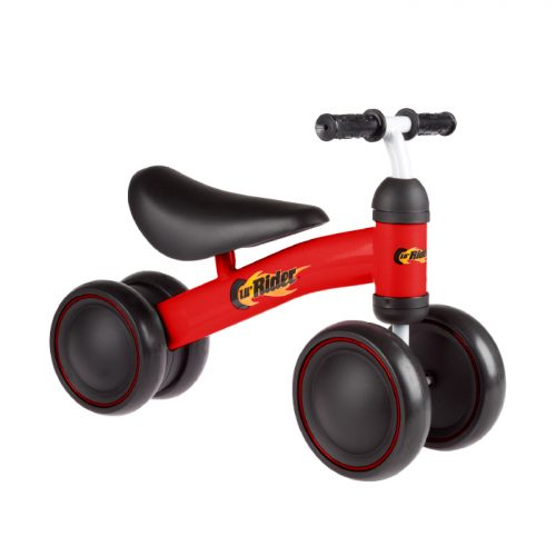 Lil Rider M410027 Ride On Mini Trike with Easy Grip Handles Red