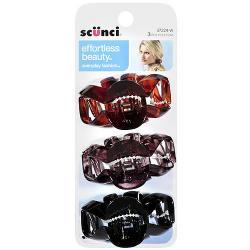 Merchandise 7401841 Scunci Beauty 6 cm Medium Ocotops Jaw Clip