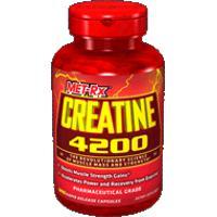 Met-Rx METXCREA42000240CP Creatine 4200 240ct