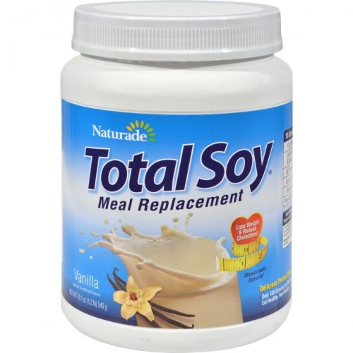 Naturade HG0950667 19.05 oz Total Soy Meal Replacement - Vanilla
