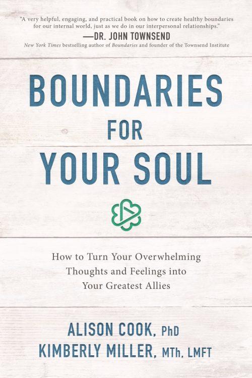 Nelson & Nelson Books 151371 Boundaries for Your Soul