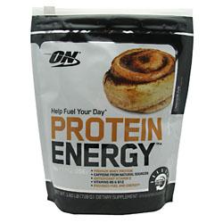 Optimum Nutrition 2730509 Protein Energy Supplement Cinnamon Bun 52 Serving