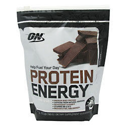 Optimum Nutrition 2730511 Protein Energy Supplement Chocolate 52 Serving