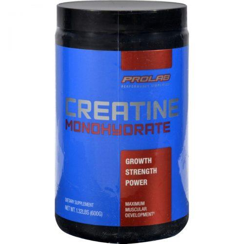 Prolab Nutrition HG0430918 600g Creatine Monohydrate 1.32 lbs