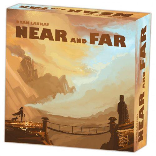Red Raven Games RVM015 Near & Far Board Games